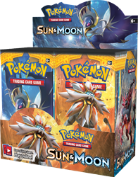 Pokemon Sun & Moon - Boosterbox