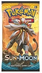 Pokemon Sun & Moon - Boosterpack