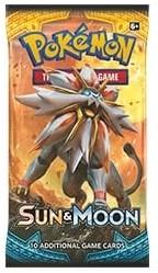 Pokemon Sun & Moon - Boosterpack-1
