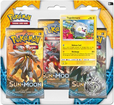 Pokemon Sun & Moon - Boosterblister-2