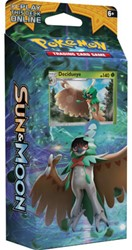 Pokemon Sun & Moon - Theme Deck Decidueye