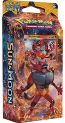 Pokemon Sun & Moon - Theme Deck Incineroar