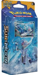 Pokemon Sun & Moon - Theme Deck Primarina