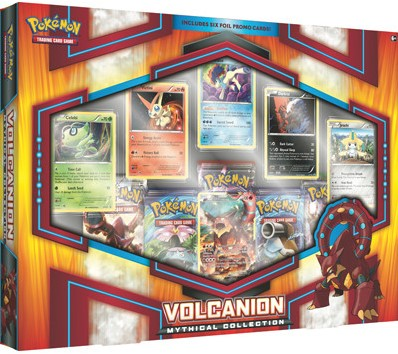 Pokemon Mythical Collection - Volcanion