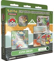 Pokemon World Champion Deck 2016 - BeBe Deck