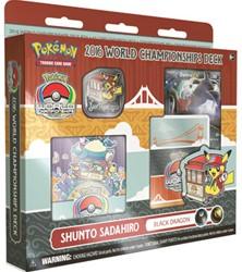 Pokemon World Champion Deck 2016 - Black Dragon