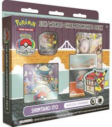 Pokemon World Champion Deck 2016 - Magical Symphony