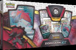 Pokemon - Shining Legends - Zoroark GX