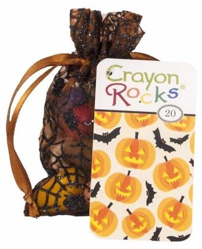 Crayon Rocks - Halloween Bag 20 colors
