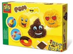 SES - Pom Pom Emoticons