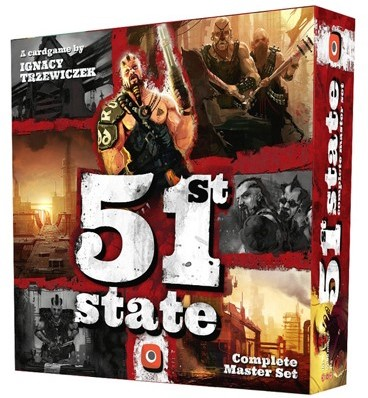 51st State - Master Set