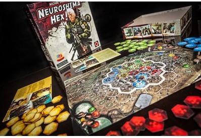 Neuroshima Hex 3.0-3