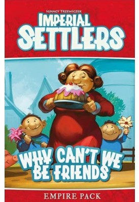 Imperial Settlers Why Can't We Be Friends Uitbreiding (Beschadigd)