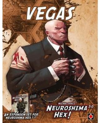 Neuroshima Hex 3.0 - Vegas