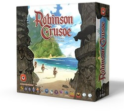 Robinson Crusoe - Adventures on the Cursed Island