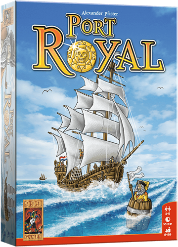 Port Royal (Doos beschadigd)