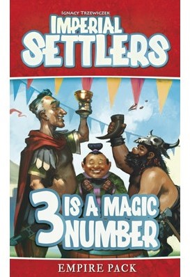 Imperial Settlers - 3 is a Magic Number Expansion