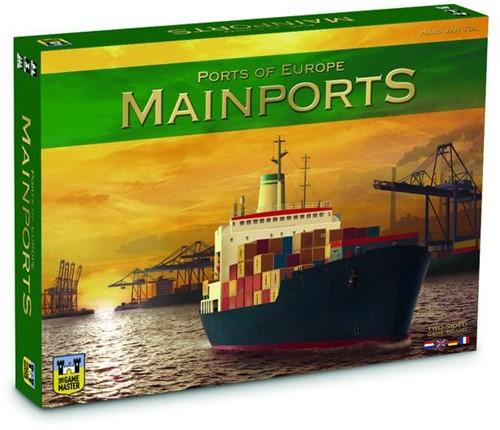 Ports of Europe - Mainports