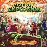 Potion Explosion - The Fifth Ingredient Expansion