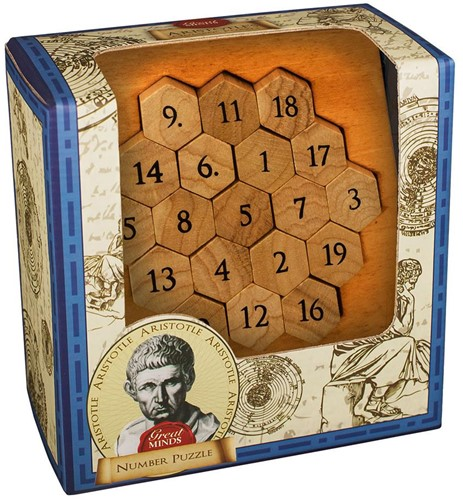 Great Minds - Aristotles Number Puzzle