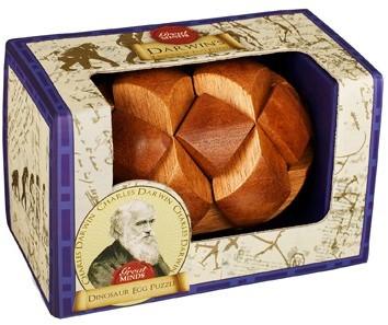 Great Minds - Darwin's Egg of Evolution Puzzel