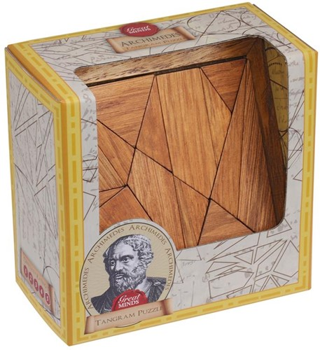 Great Minds - Archimedes Tangram Puzzle