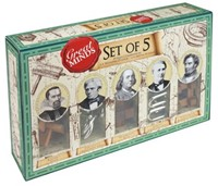 Great Minds - Set of 5 Puzzel-1