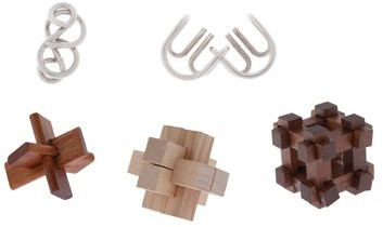 Great Minds - Set of 5 Puzzel-2