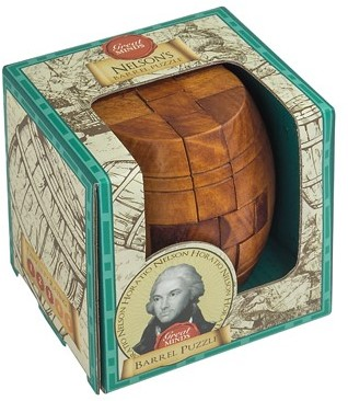 Great Minds - Nelson's Barrel Puzzel