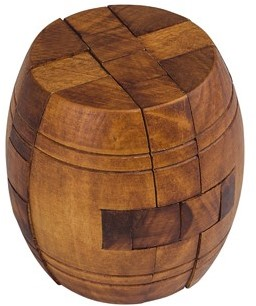 Great Minds - Nelson's Barrel Puzzel-2