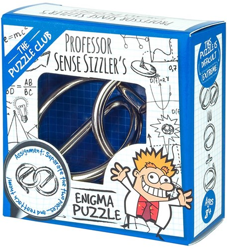 Puzzling Professor - Enigma Puzzle