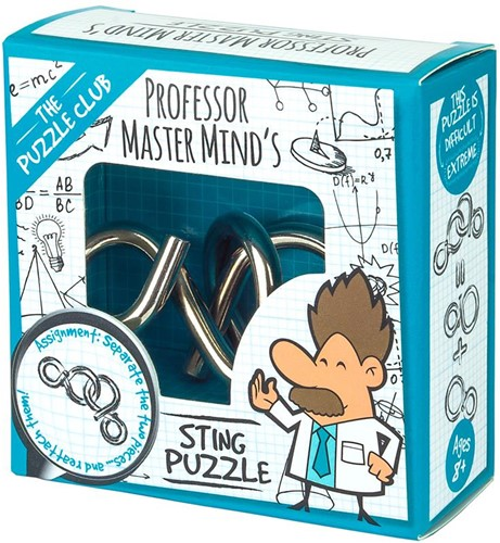 Puzzling Professor - Sting Puzzle