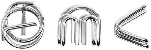 Einstein - E=Mc2 Metal Puzzel