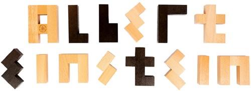 Einstein - Albert's Letter Blocks Puzzel-3