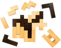 Einstein - Albert's Letter Blocks Puzzel-2