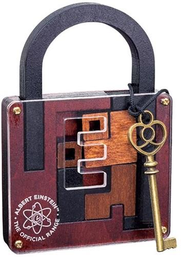 Einstein Lock Puzzel-2