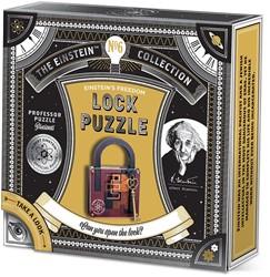 Einstein Lock Puzzel
