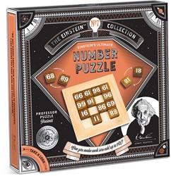 Einstein Number Puzzel