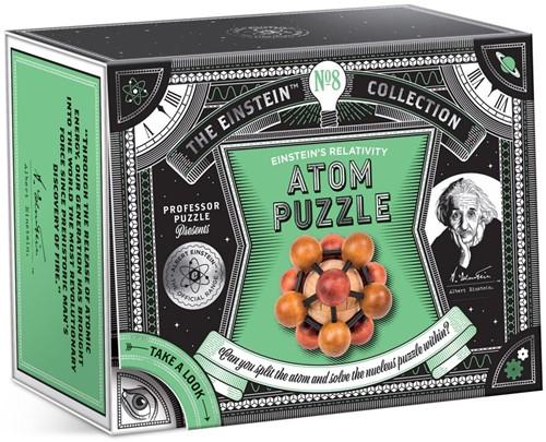 Einstein Atom Puzzel