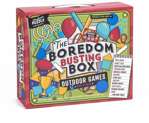 Outdoor Boredom Box