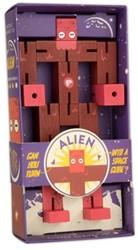 Puzzle Planet - Alien