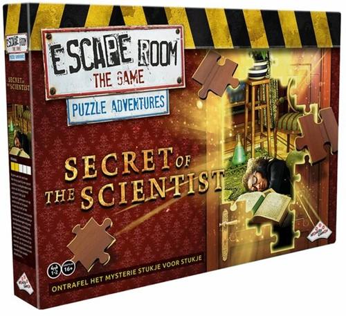 Escape Room Puzzle Adventures - Secret of the Scientist