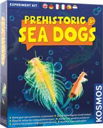 Prehistoric Sea Dogs - Experimenteerset