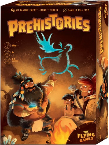 Prehistories Boardgame