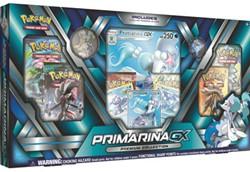 Pokemon Primarina-GX Collection