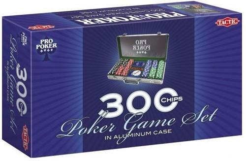 Pro Poker Aluminium Case 300 chips 11,5 gram-2