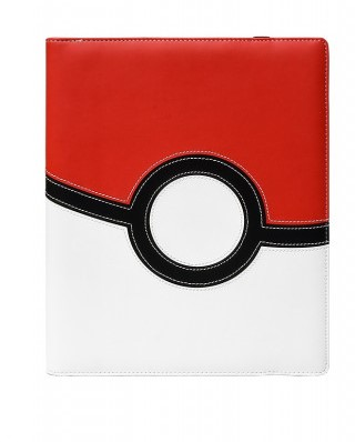 Pokemon Premium Pro-Binder EX - Pokeball