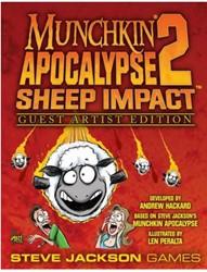 Munchkin Apocalypse 2 Guest Artist Len Peralta