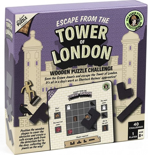 Escape from the Tower of London
