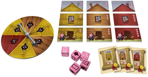 The Three Little Pigs (Purple Brain Games)-2